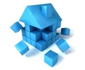 6998724-a-house-build-of-blocks-and-cubes-falling-apart